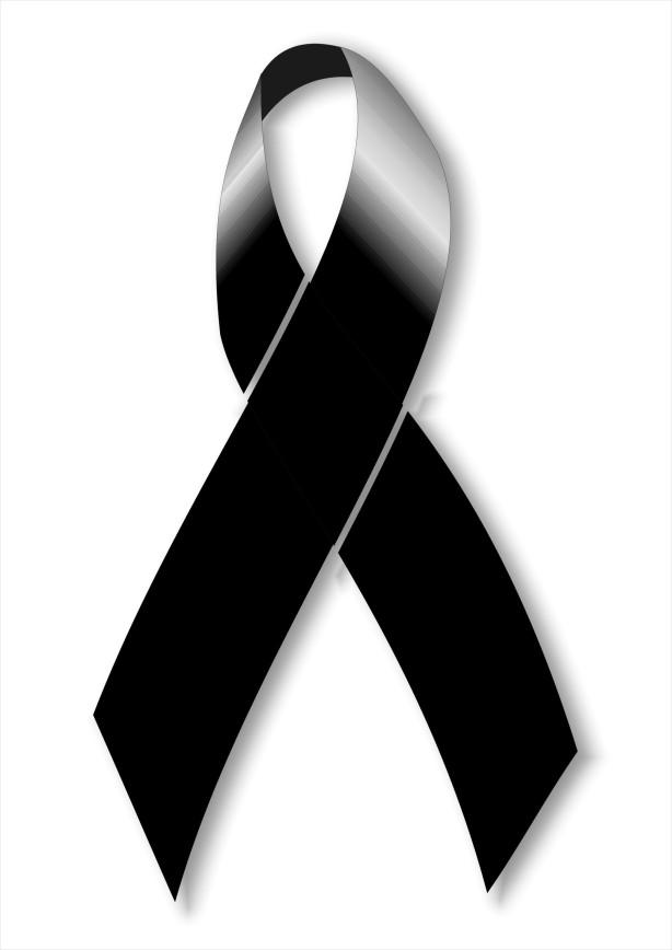 Meu coração, hoje, está de luto.