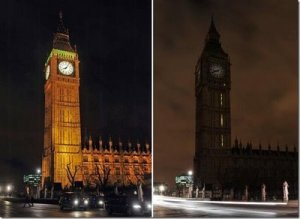 Big Bang em Londres