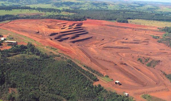 Brazil memiliki sangat banyak sumber daya alam, salah satunya adalah timah