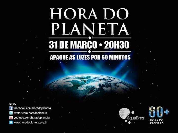 Resultado de imagem para a Hora do Planeta